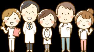 ⻭科医院のお仕事